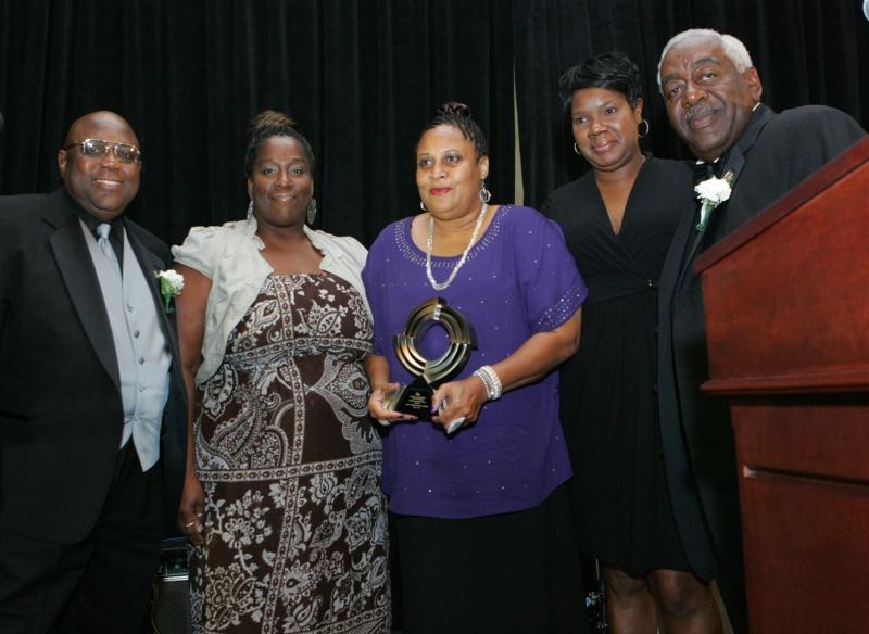 RESD Outreach award 9-2014