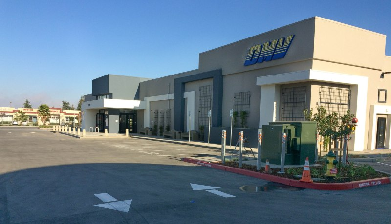 The San Jose DMV office is one of four facilities DGS recently helped open following the passage of Assembly Bill 60.