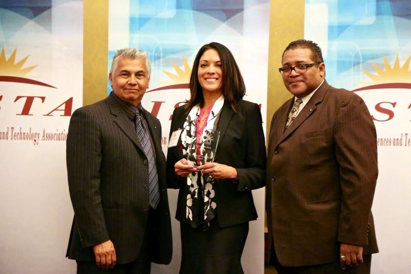 Lisa Silverman LISTA award 4-2015