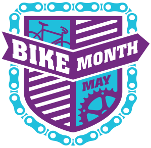 Courtesy May is Bike Month