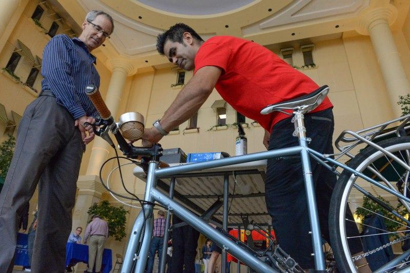 City Bike Work sEric Navarro