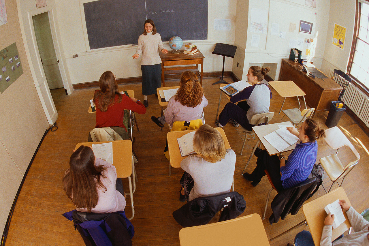 high school classroom management case studies