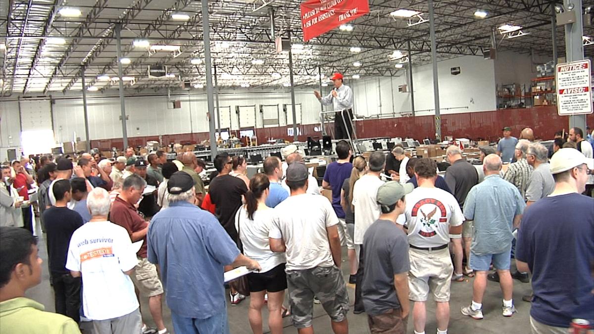 state surplus public auction