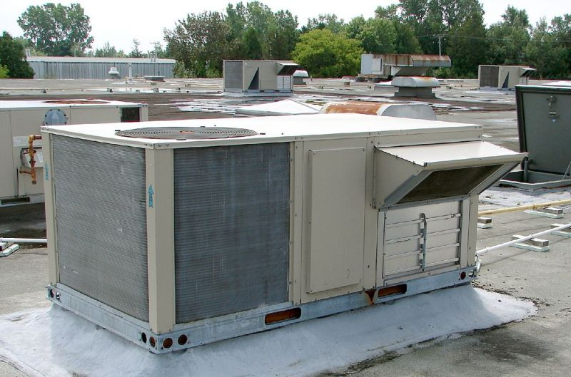 HVAC ROOF PACKAGE