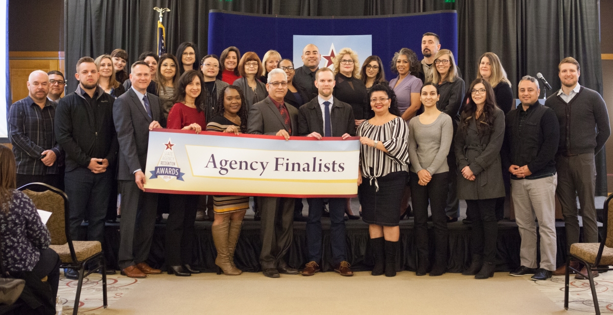 State Agency Recognition Awards