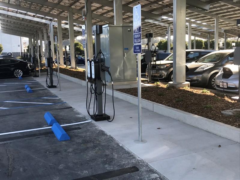 Electric Vehicle Service Equipment Installation- CDPH